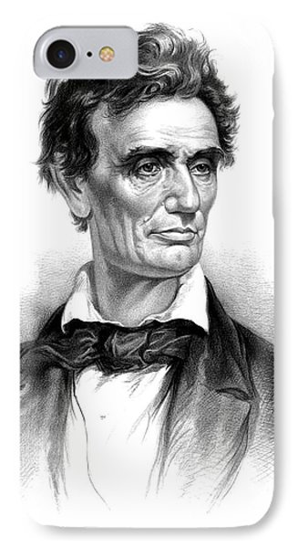Abraham Lincoln, 16th American President IPhone Case