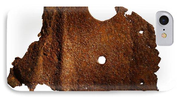 Abstract Steel Phone Case by Tony Cordoza