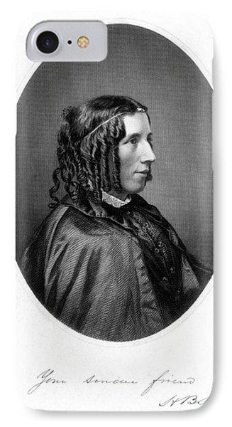 Harriet Beecher Stowe Phone Case by Granger