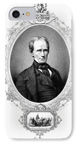 Henry Clay (1777-1852) Phone Case by Granger