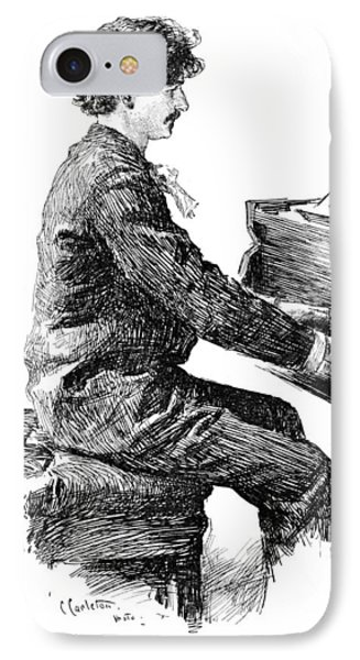 Ignace Jan Paderewski Phone Case by Granger