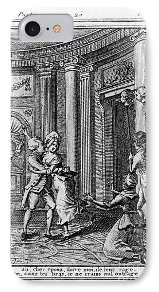 Louis Xvi (1754-1793) Phone Case by Granger