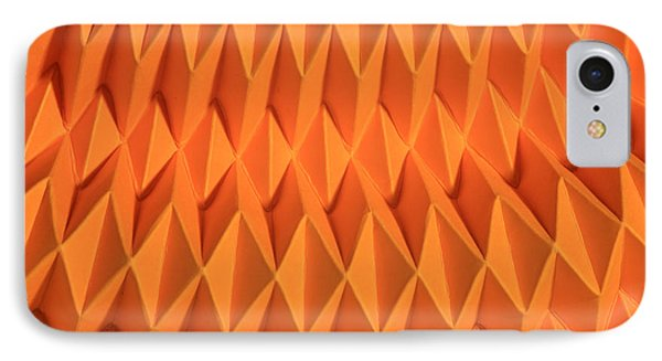 Mathematical Origami Phone Case by Ted Kinsman