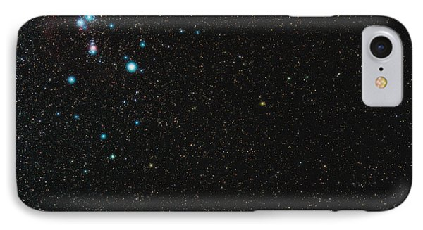 Orion Constellation Phone Case by Eckhard Slawik
