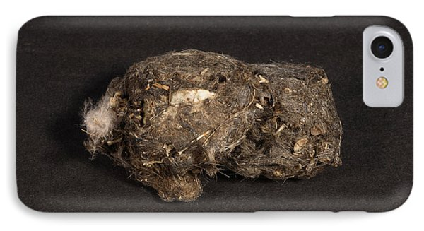 Owl Pellet Phone Case by Ted Kinsman