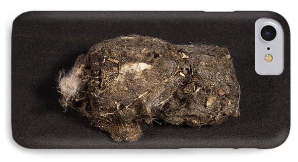 Owl Pellet Phone Case by Ted Kinsman