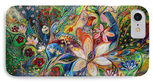 The Magic Garden Phone Case by Elena Kotliarker