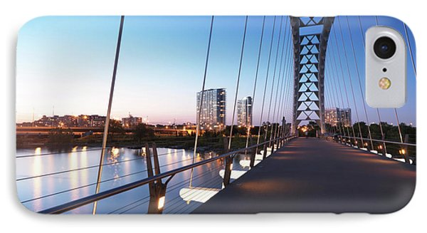 Toronto The Humber River Arch Bridge Phone Case by Oleksiy Maksymenko