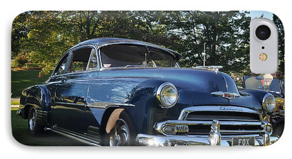 IPhone Case featuring the photograph '51 Chevrolet by Ronda Broatch