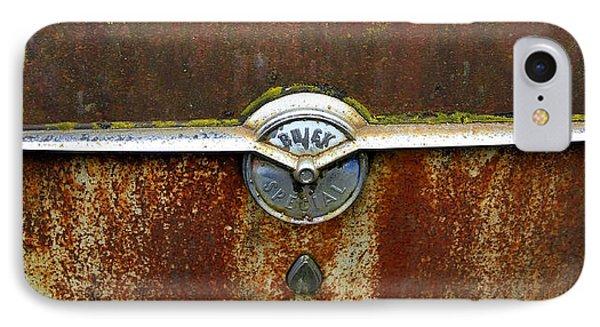 54 Buick Emblem Phone Case by Steve McKinzie