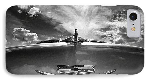 56 Bel Air IPhone Case by Sue Stefanowicz