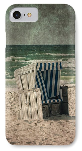 Beach Chair Phone Case by Joana Kruse