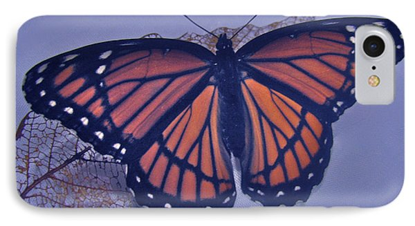Butterfly Design Collection Phone Case by Debra     Vatalaro