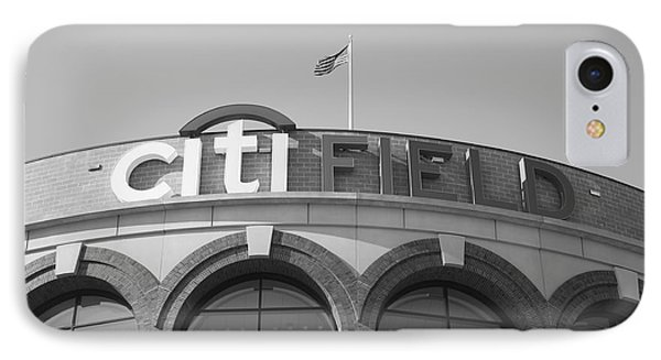 Citi Field - New York Mets Phone Case by Frank Romeo