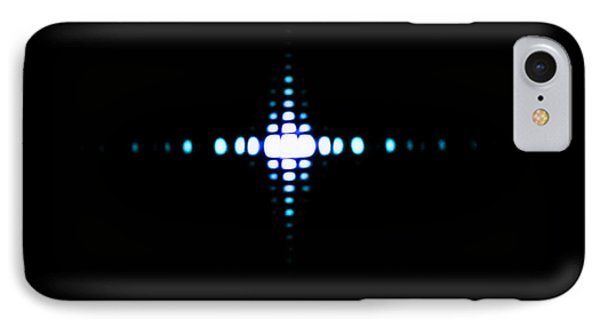 Fraunhofer Diffraction Phone Case by Omikron