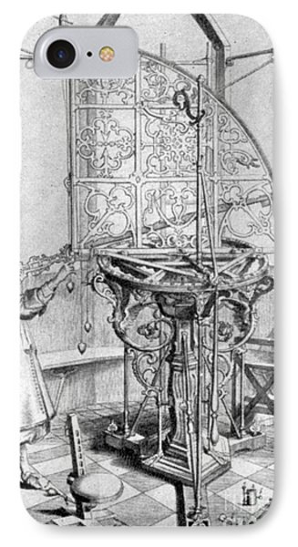 Johannes Hevelius, Polish Astronomer Phone Case by Science Source