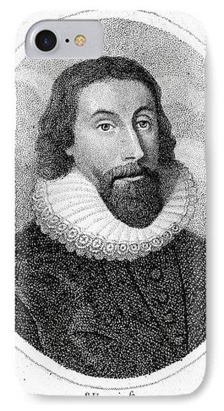 John Winthrop (1588-1649) Phone Case by Granger