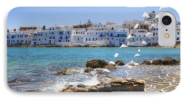 Paros - Cyclades - Greece Phone Case by Joana Kruse