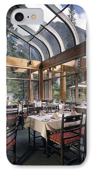 Restaurant IPhone Case by Robert Pisano