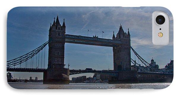 Tower Bridge Phone Case by Dawn OConnor