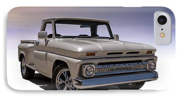Truck iPhone 7 Case - '66 Chevy Pickup by Douglas Pittman