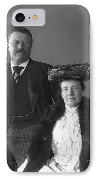 Theodore Roosevelt Phone Case by Granger