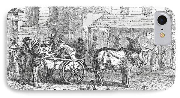 Arkansas: Hot Springs, 1878 Phone Case by Granger