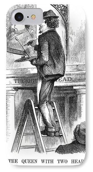 Benjamin Disraeli (1804-1881) Phone Case by Granger