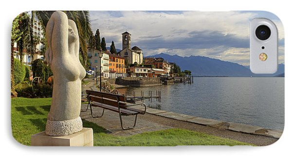 Brissago - Ticino Phone Case by Joana Kruse