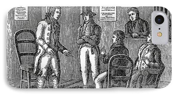 John Marshall (1755-1835) Phone Case by Granger