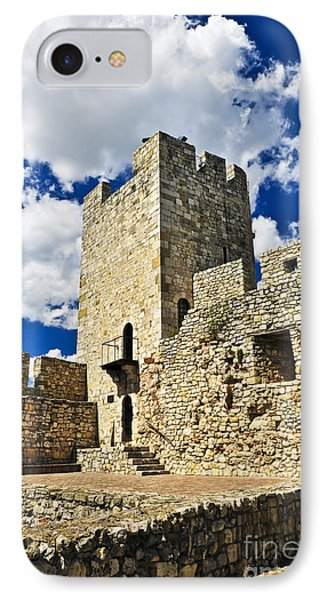 Kalemegdan Fortress In Belgrade IPhone Case