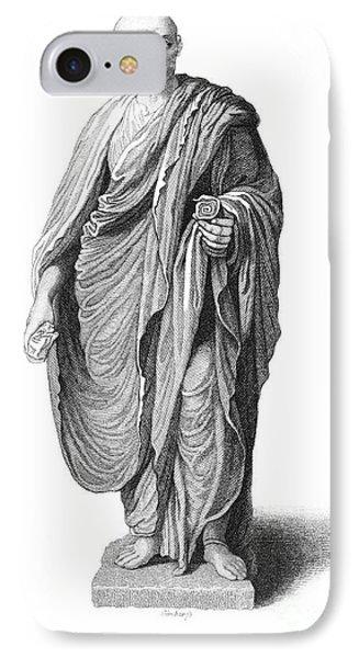 Marcus Tullius Cicero Phone Case by Granger