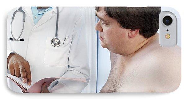 Medical Consultation Phone Case by Adam Gault