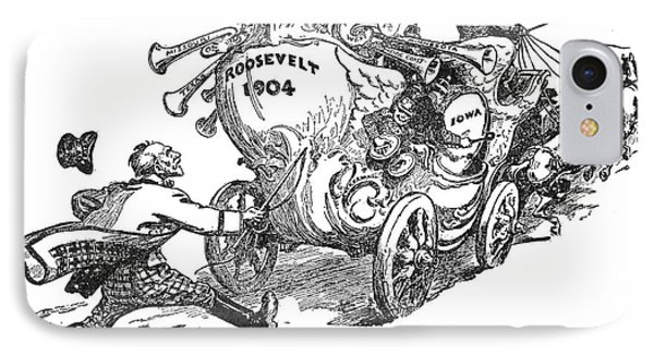 Presidential Campaign, 1904 Phone Case by Granger