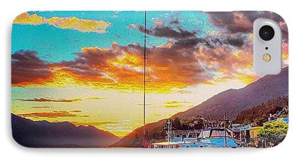 #travelingram #mytravelgram IPhone Case by Tommy Tjahjono