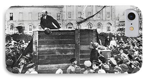 Vladimir Lenin (1870-1924) IPhone Case