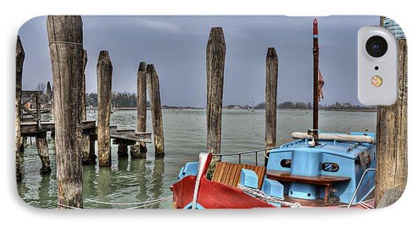 Burano - Venice - Italy Phone Case by Joana Kruse