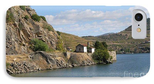 Douro River Valley Phone Case by Arlene Carmel