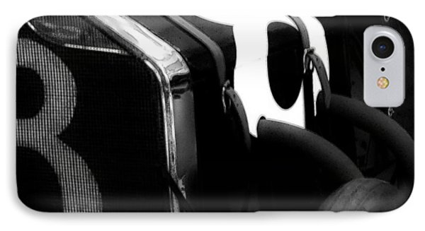 8 Racer IPhone Case