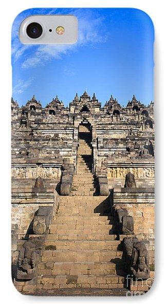 Borobudur Phone Case by MotHaiBaPhoto Prints