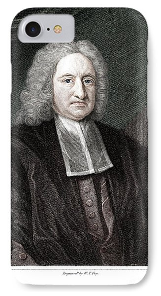 Edmond Halley, English Polymath Phone Case by Science Source