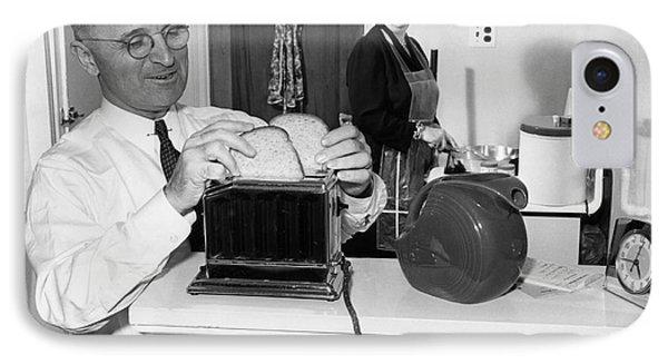 Harry S. Truman (1884-1972) Phone Case by Granger