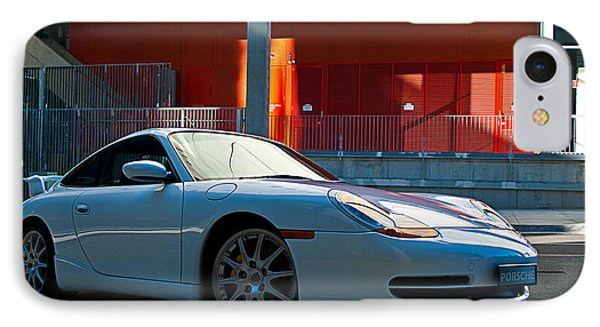 911 Porsche 996 2 Phone Case by Stuart Row