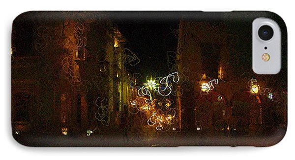 IPhone Case featuring the photograph A Beautiful Evening In Centro by John  Kolenberg