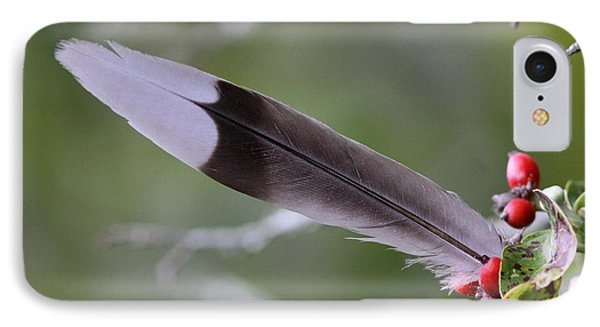 A Birds Christmas Phone Case by Travis Truelove