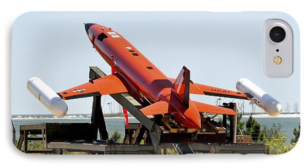 A Bqm-167a Subscale Aerial Target Phone Case by Stocktrek Images