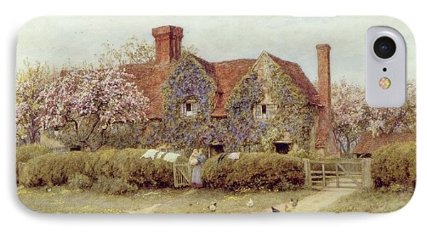 A Buckinghamshire House At Penstreet IPhone Case