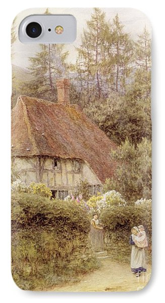 A Cottage Near Haslemere IPhone Case