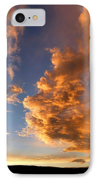 A Dramatic Summer Evening 1 Phone Case by Will Borden