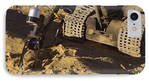 A Foster-miller Talon Mk II Ordnance Phone Case by Stocktrek Images
